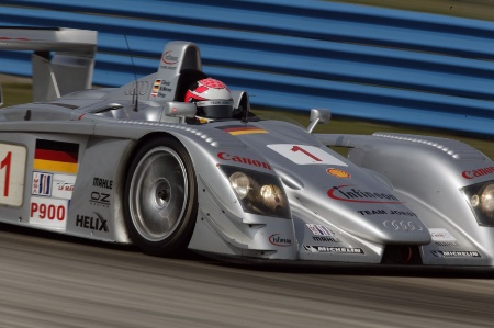 "The drivers Marco Werner and Frank Biela as well as the ""Infineon Team Joest""  lead in the overall rankings of the American Le Mans Series three races before the end of the season."