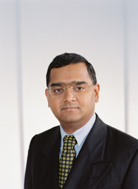 Santanagopalan Surya, Vice President and Head of Corporate Software (CS) of Infineon Technologies AG, Munich, Germany and Managing Director of Infineon Technologies India Private Limited