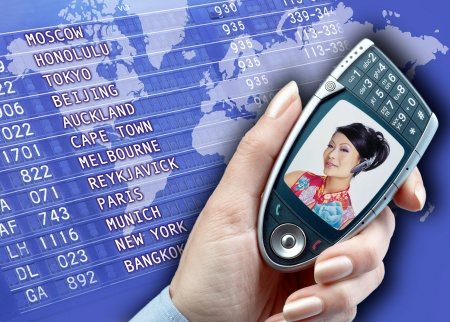UMTS phones incorporating SMARTi 3G can be used in Europe, Asia, North America and Japan. Mobile phone's design study: Design Afairs.