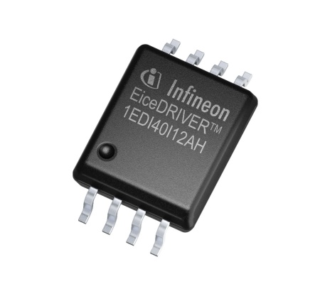 The new 1EDI Compact 300 mil devices are supplied in a DSO-8 300 mil package offering increased creepage distances and improved thermal behavior. They are designed to drive high-voltage power MOSFETs and IGBTs.