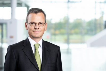 Dominik Asam, Chief Financial Officer of Infineon Technologies AG