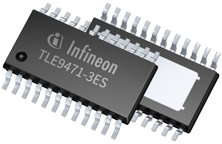 Lite System Basis Chips allow communications at 5Mbit/s and are designed for optimized system costs.