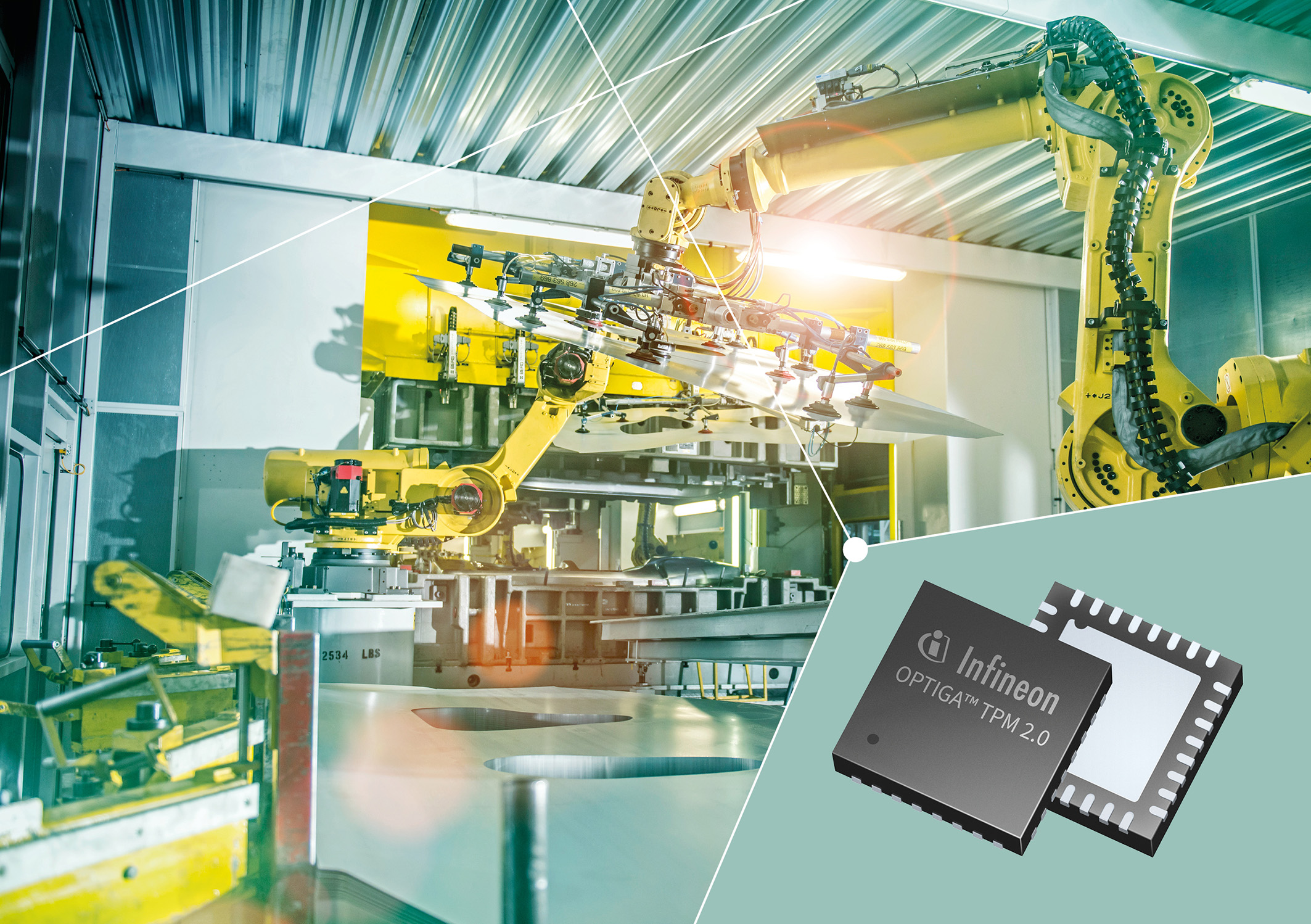Infineon Enables Open Source Software Stack For Tpm 20 Easier Ac Constantcurrent Design Electrical Engineering Optiga Industry