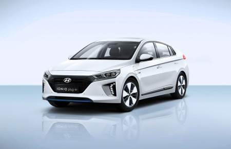 Hyundai Ioniq Plug-in hybrid (use permitted for press purposes only – by courtesy of Hyundai Motors Germany, source: https://www.hyundai.news/de/)