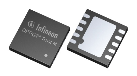The new OPTIGA™ Trust M solution from Infineon securely stores unique device credentials and enables them to connect to the cloud up to ten times faster than software-only alternatives.