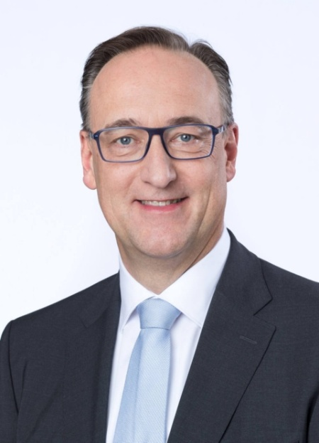 Dr. Helmut Gassel, Member of the Management Board and CMO Infineon Technologies AG