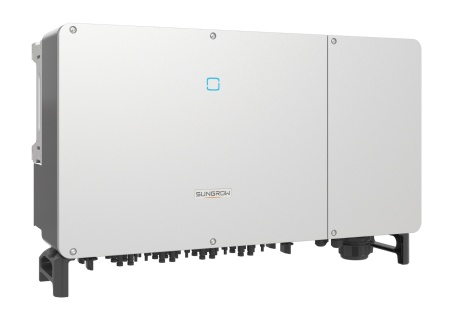 Weighing only 99 kg with a dimension of 1051 x 660 x 363 mm3 the Sungrow SG250HX boasts a power density of approximately 1000 W/liter. This not only makes it the most powerful inverter but also one with leading power density. The inverter features Infineon's customized EasyPACK™ 3B power modules with the latest TRENCHSTOP™ and CoolSiC™ chip technologies.