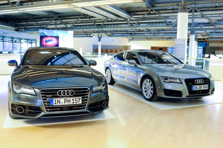 Semiconductors from Infineon enable maximum efficiency, performance and safety in every Audi A7.