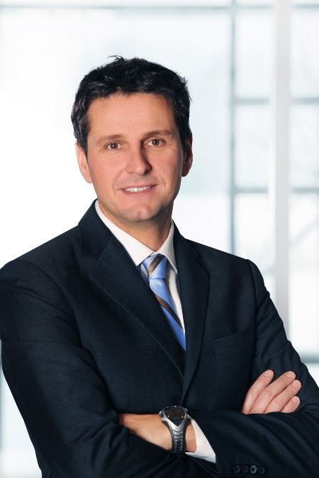 Andreas Urschitz, President of the Power Management & Multimarket Division of Infineon Technologies AG