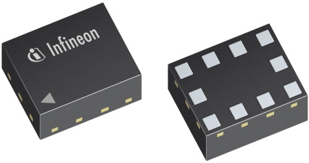 The antenna tuning ICs of Infineon optimize antenna efficiency in 4G smartphone and tablet products. They are provided in the smallest packages available on the market today.
