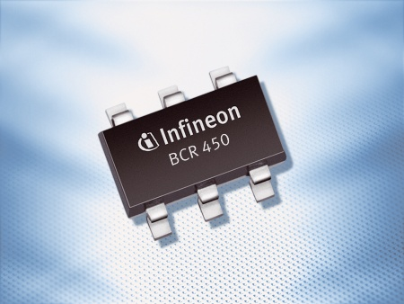 Infineon introduces a low cost LED driver IC for general lighting applications with thermal protection for LED's and high output current accuracy