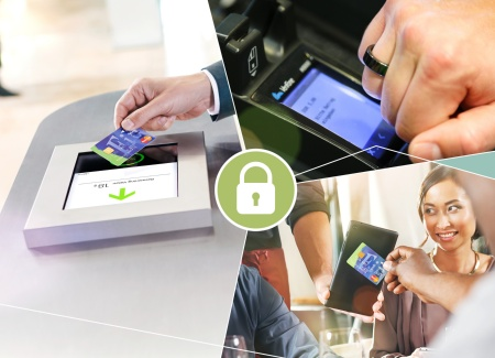 Contactless card and touch-and-go mobile technology payments increase transaction speeds and user convenience. Infineon helps card and device manufacturers and transport operators to cope with the security and performance challenges of this trend.