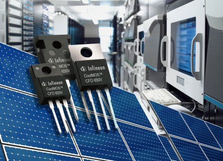 Unique Success Story of CoolMOS™ Technology: Infineon launches 650V MOSFET with Integrated Fast Body Diode and crosses the 3.5 Billionth High-Voltage MOSFET to Advance Energy Efficiency Worldwide
