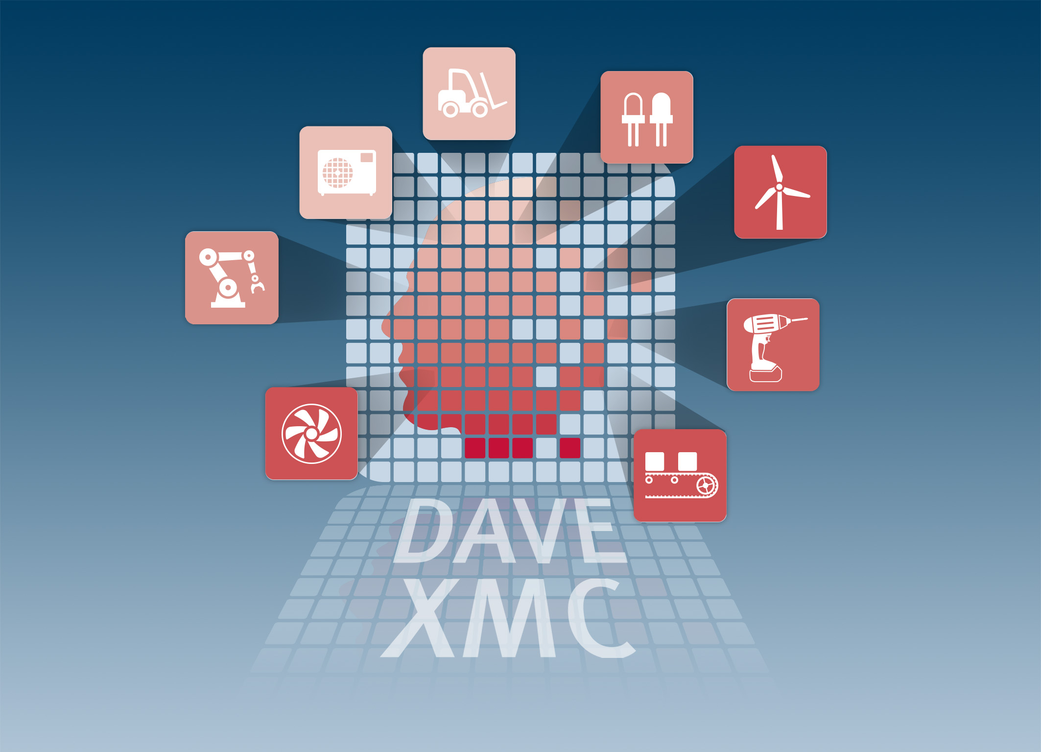 New Version Of Dave Development Platform Significantly Reduces Software Provides An Environment To Test Our Microcontroller Program Xmc