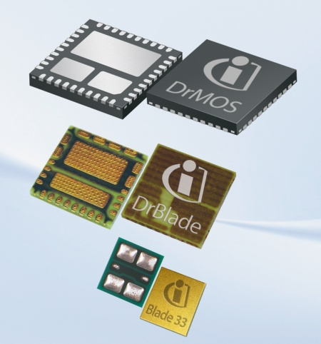 DrBlade contains the latest generation low voltage DC/DC driver technology and OptiMOST MOSFET devices. Infineon`s highly innovative Blade packaging technology offers significantly reduced package footprint, package resistance and inductance, as well as low thermal resistance.