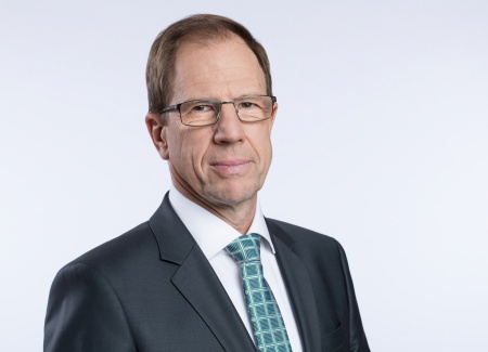 Dr. Reinhard Ploss, Chief Executive Officer of Infineon Technologies AG