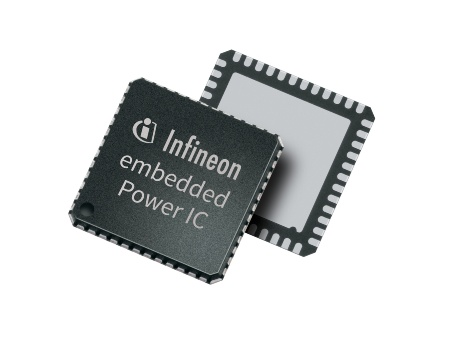 Embedded Power ICs of Infineon integrate on one single chip a high-performance microcontroller using the ARM® Cortex™-M3 processor, as well as the nonvolatile memory, the analog and mixed signal peripherals, the communication interfaces along with the MOSFET gate drivers. They are used in intelligent motor control in a wide range of automotive applications.