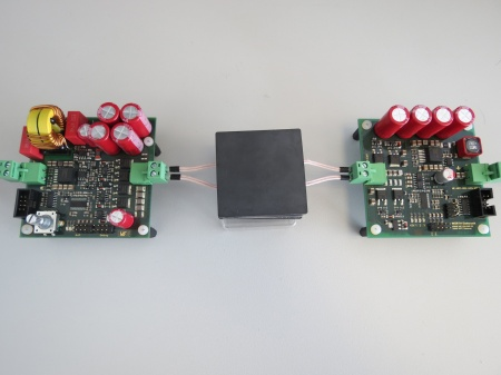 200-W-WPT is a 200-watt development system for wireless power transfer from Infineon and Würth Elektronik eiSos. (image source: Würth Elektronik eiSos)
