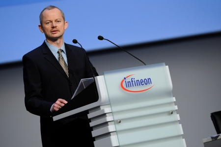 Peter Bauer, Member of the Management Board, CEO, Infineon Technologies AG