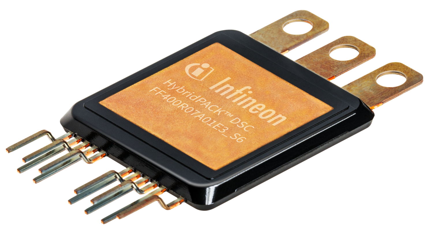 Infineon power modules for hybrid and electric vehicles ...