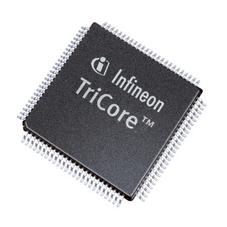 Infineon has delivered its 100 millionth TriCore™ microcontroller