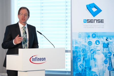 Dr. Reinhard Ploss, Chief Executive Officer, Infineon Technologies AG