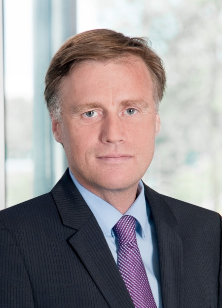 Jochen Hanebeck, President of the Automotive Division at Infineon Technologies AG