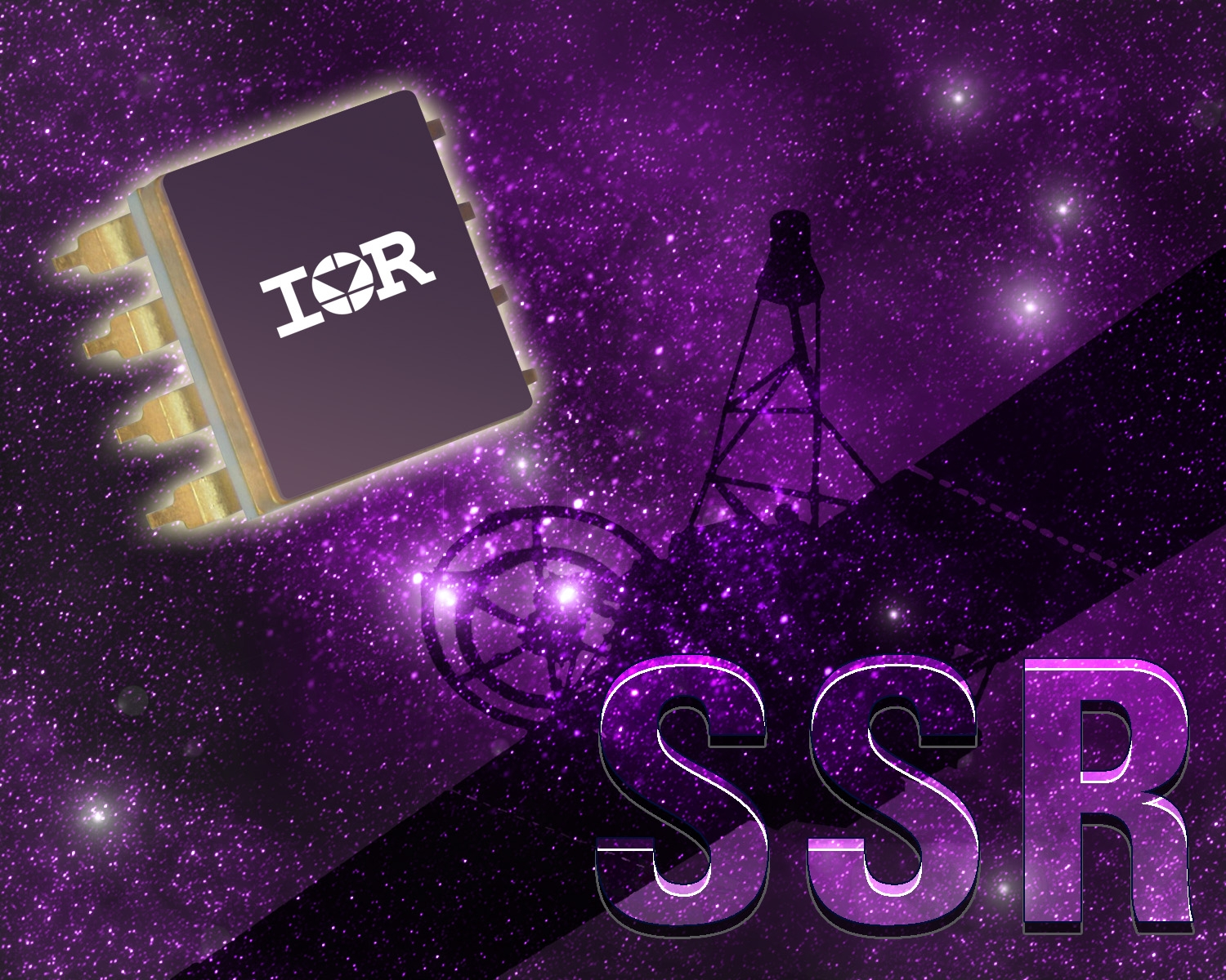 IR Introduces Radiation Hardened Compact Lightweight Solid State - Solid State Relay Ir