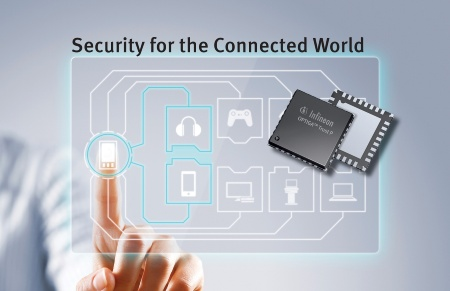 Infineon's new OPTIGA Trust P provides robust device authentication, protects computing systems from both intentional attacks and accidental damage from user error, and enhances security and privacy of stored data.