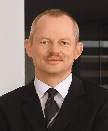 Peter Bauer, CEO of Infineon Technologies AG