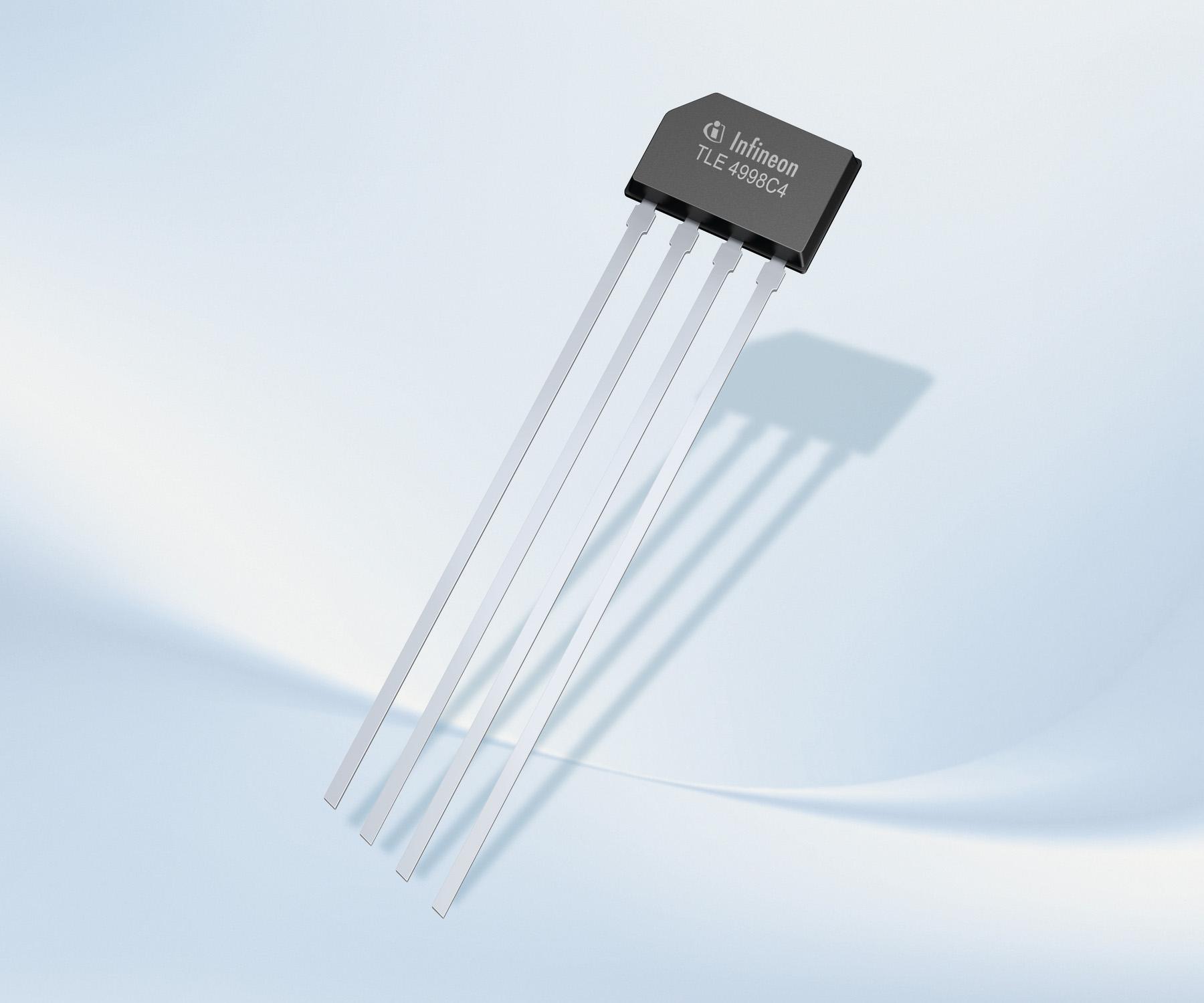 volkswagen   infineon sensor chip  electric power steering systems infineon technologies