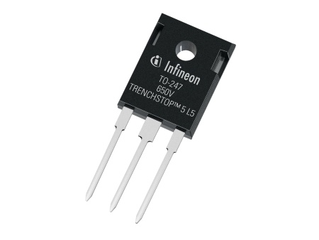 Infineon's new low saturation voltage VCE(sat) IGBT specifically optimized for low switching frequencies ranging from 50Hz to 20 kHz deliver lowest conduction and switching losses.