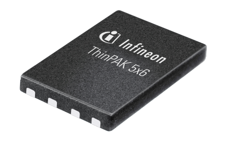 ThinPAK 5x6 Brings Smallest CoolMOS™ MOSFETs Ever into Adapters, Consumer Electronics and Lighting Applications