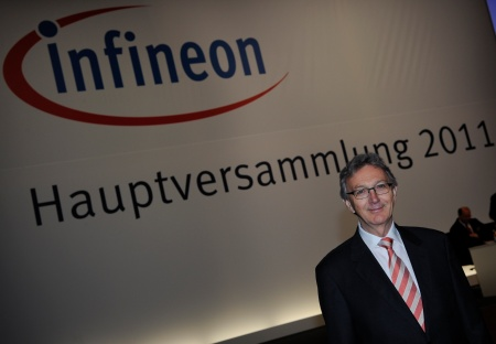 Wolfgang Mayrhuber was unanimously elected new Supervisory Board Chairman after the Annual General Meeting 2011 of Infineon Technologies AG on February 17, 2011.