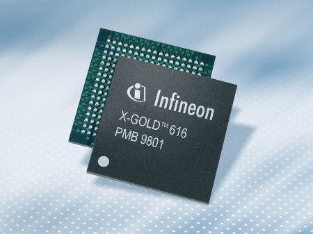 The X-GOLD(tm) 61x-series is the heart of Infineon's new 3G platform family, addressing all major 3G market segments.