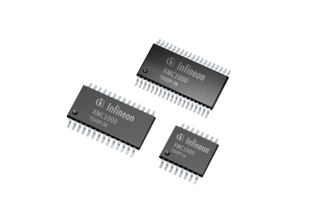 The 32-bit microcontroller family XMC1000 for low-end industrial applications offers 32-bit power for 8-bit prices. Samples of all XMC1000 series and the DAVE development environment for XMC1000 will be available from March 2013.