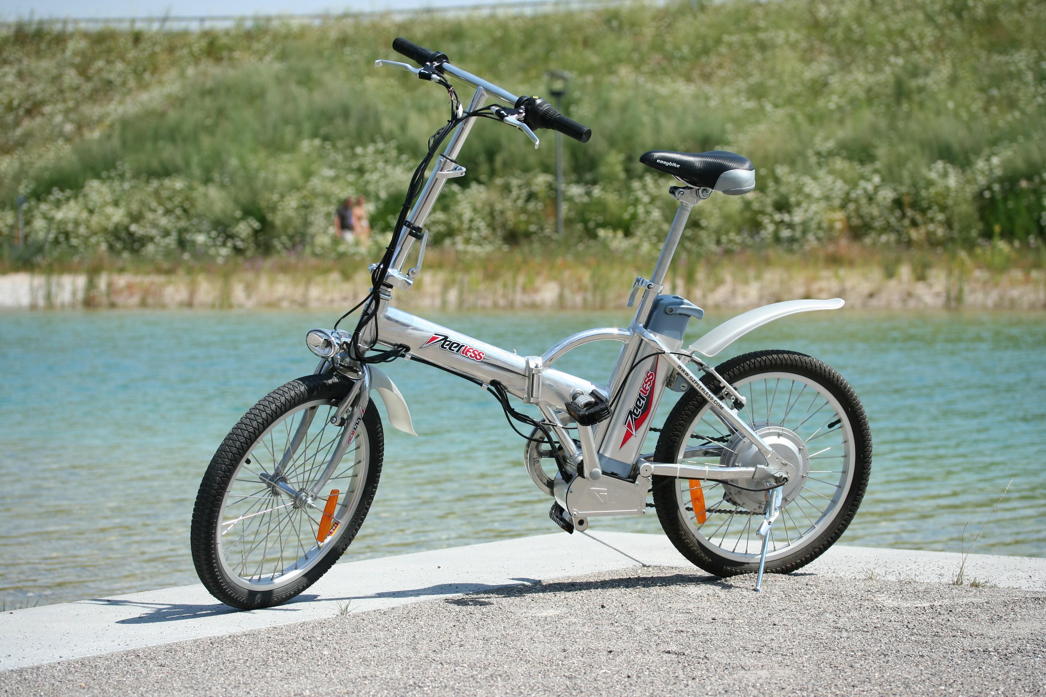 インフィニオンにとって新たな成長市場、エネルギー効率の高い電動自転車
