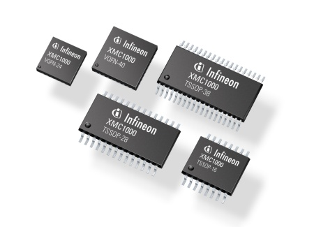 The 32-bit XMC1000 family addresses industrial applications which, to date, were reserved for 8-bit MCUs.