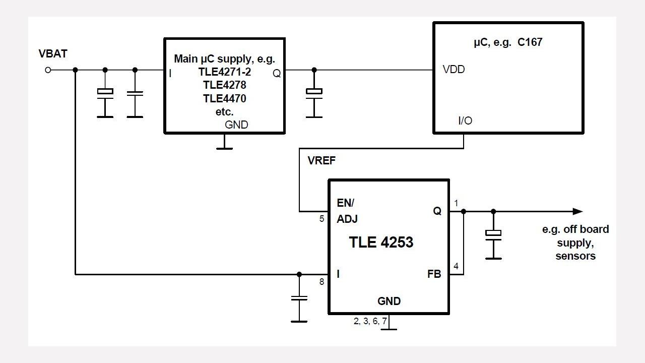 Tle4253gs Infineon Technologies Lna Design Tutorial 4 Balanced Amplifier Rf Hq Prevnext