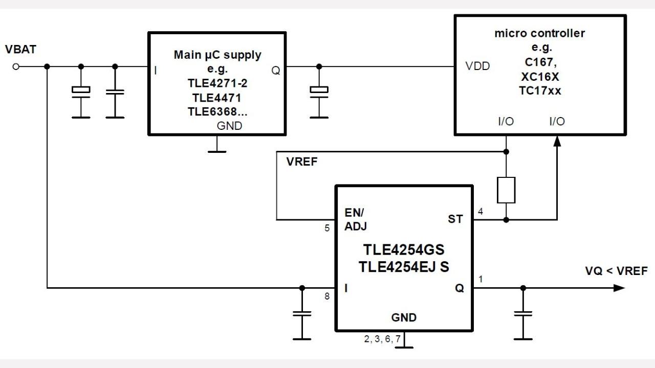 TLE4254EJ A - Infineon Technologies