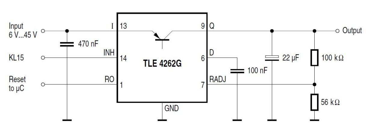 Tle4262g