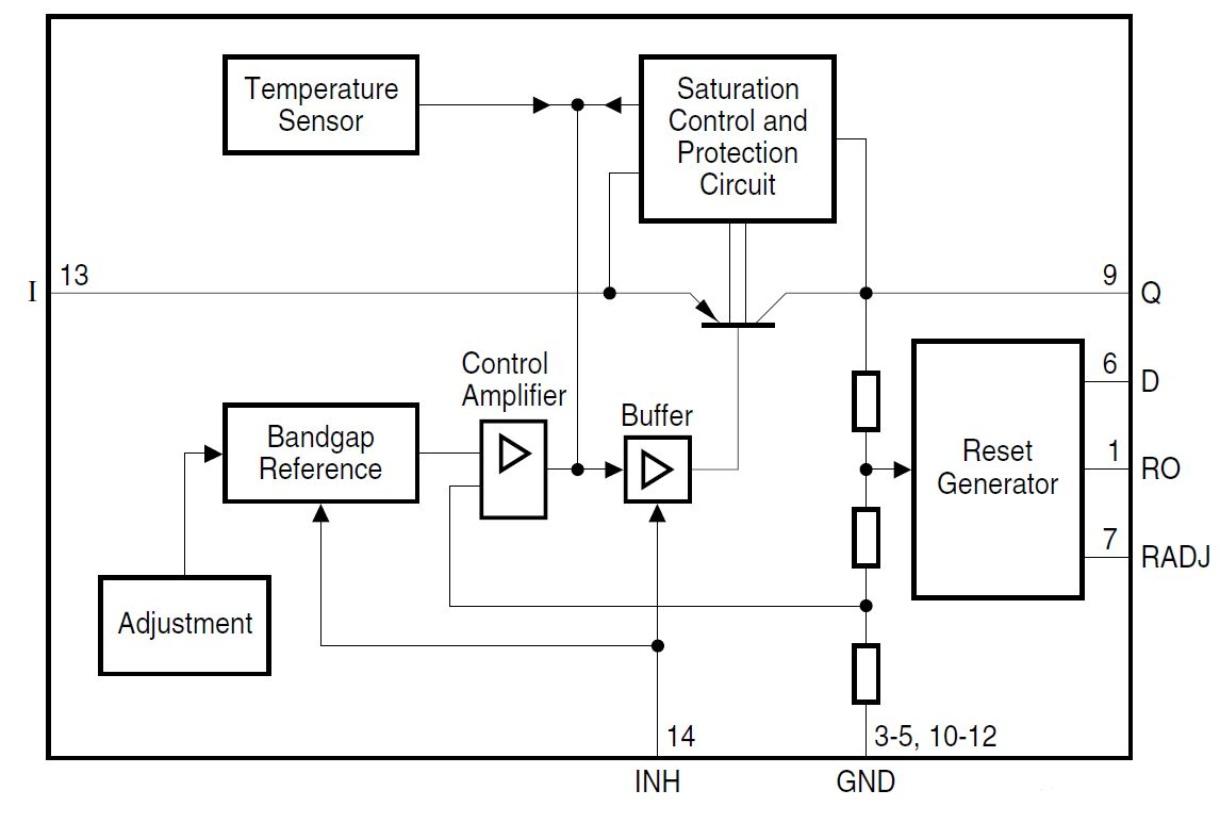Tle4262g Infineon Technologies Ir2110 High Speed Power Mosfet Lead Assignments And Datasheet Prevnext