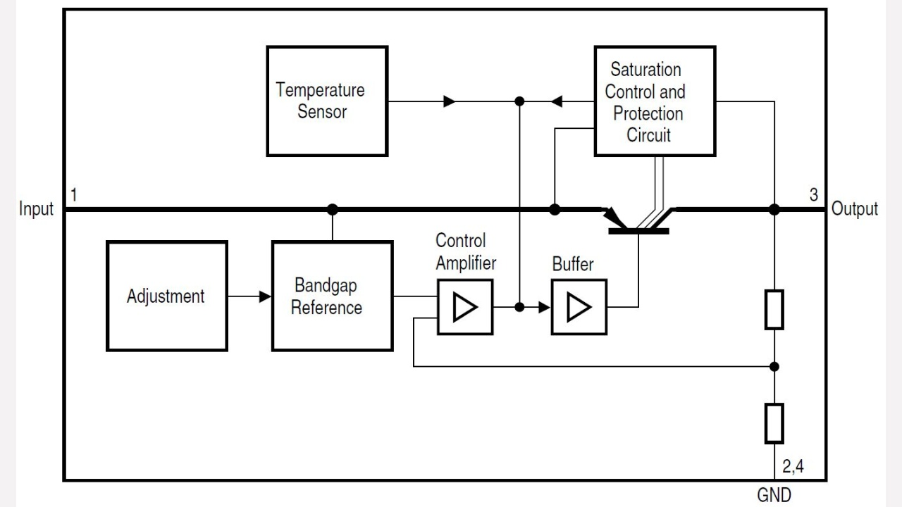 Tle4264 2g Infineon Technologies H 264 Block Diagram Diagrams Prevnext