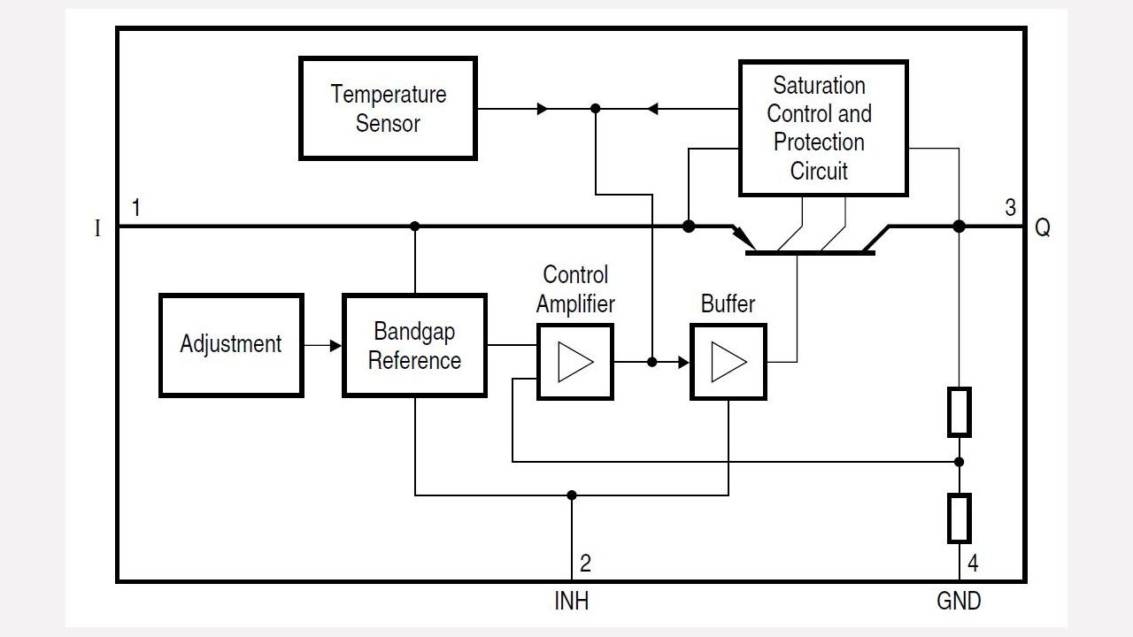 Tle4266g Infineon Technologies Watchdog Circuit Diagram Electronic Diagrams Schematics Prevnext