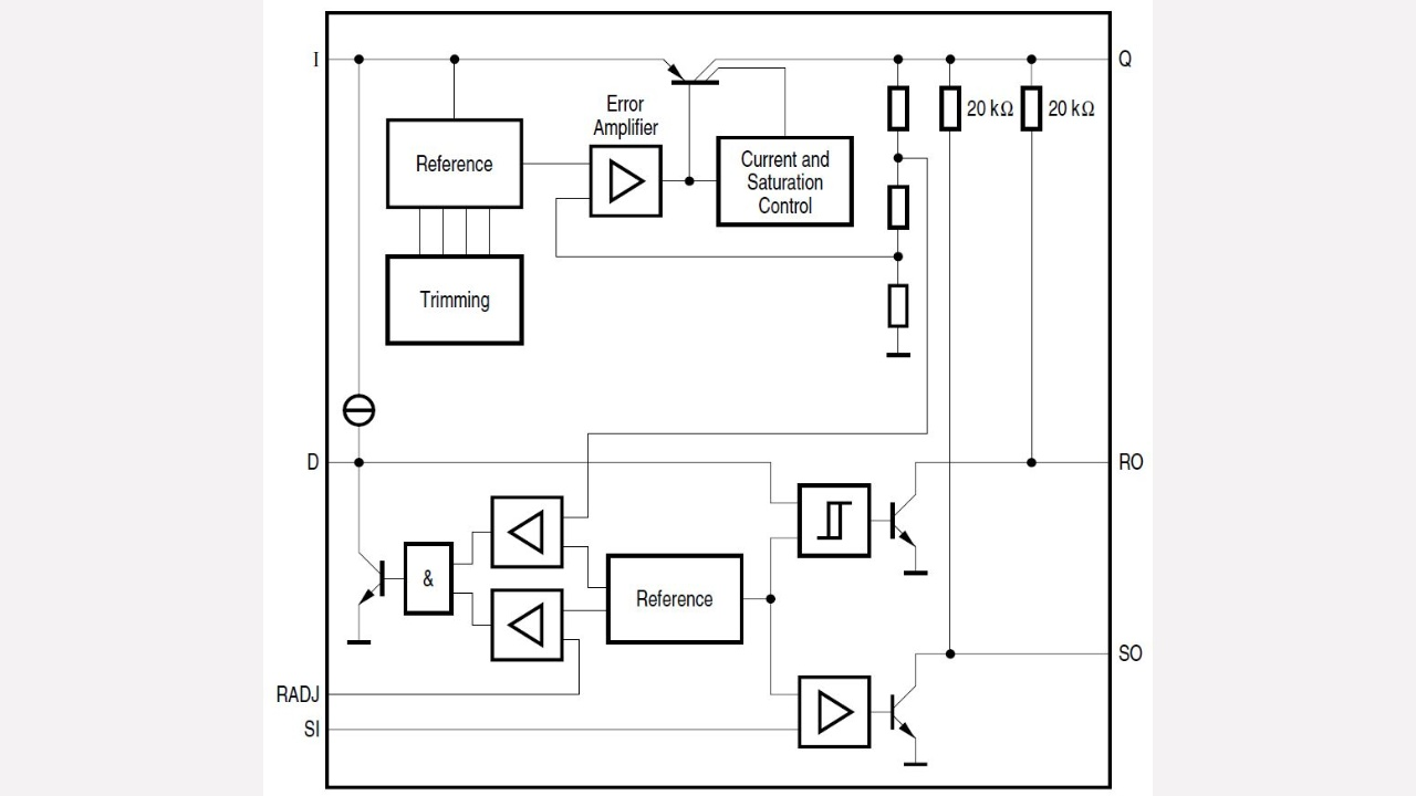 Tle4269gl Infineon Technologies Amplifier With Voltagedivider Input Circuit Diagram Tradeoficcom Diagrams Prevnext