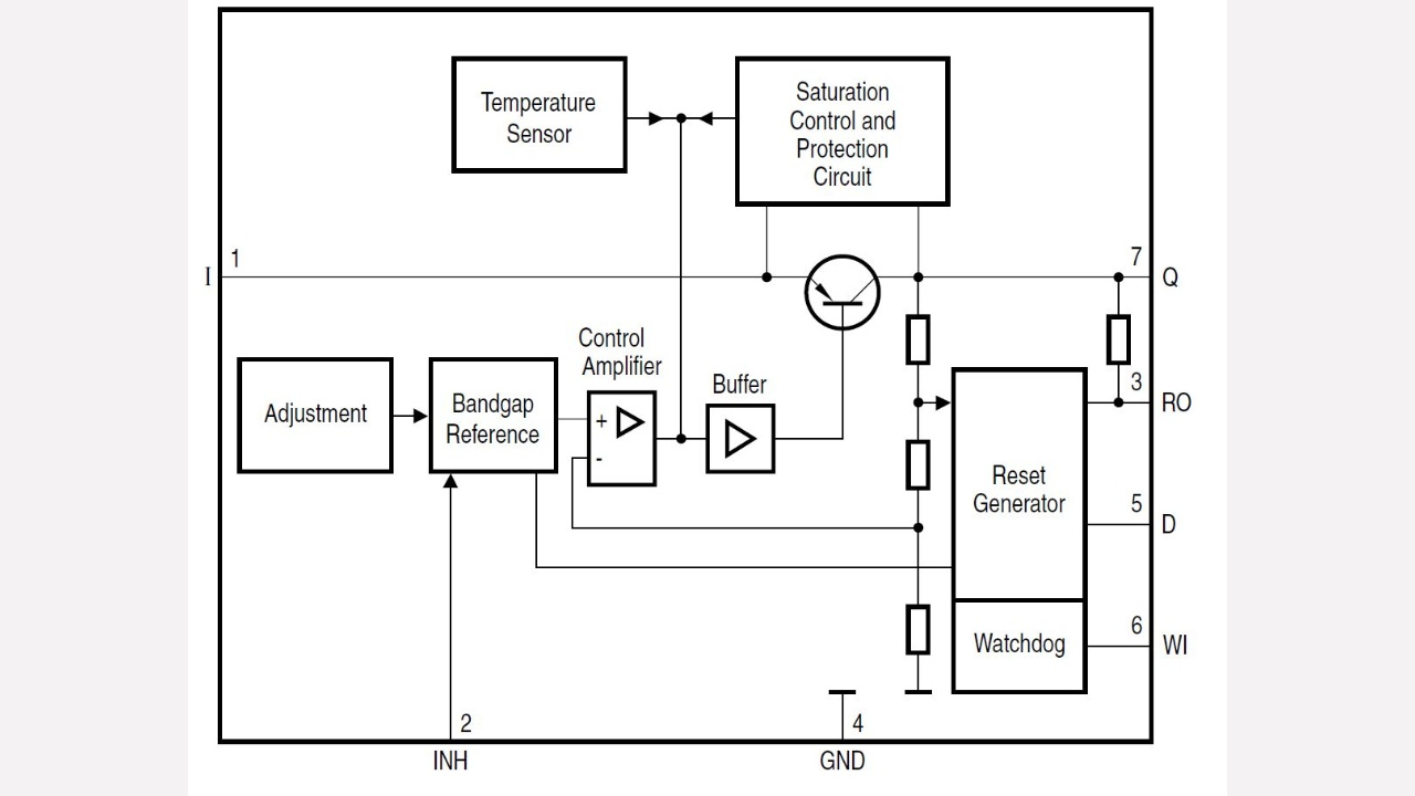 Tle4271 2g Infineon Technologies Op Amp Voltage Follower Saturation Electrical Engineering Stack Prevnext