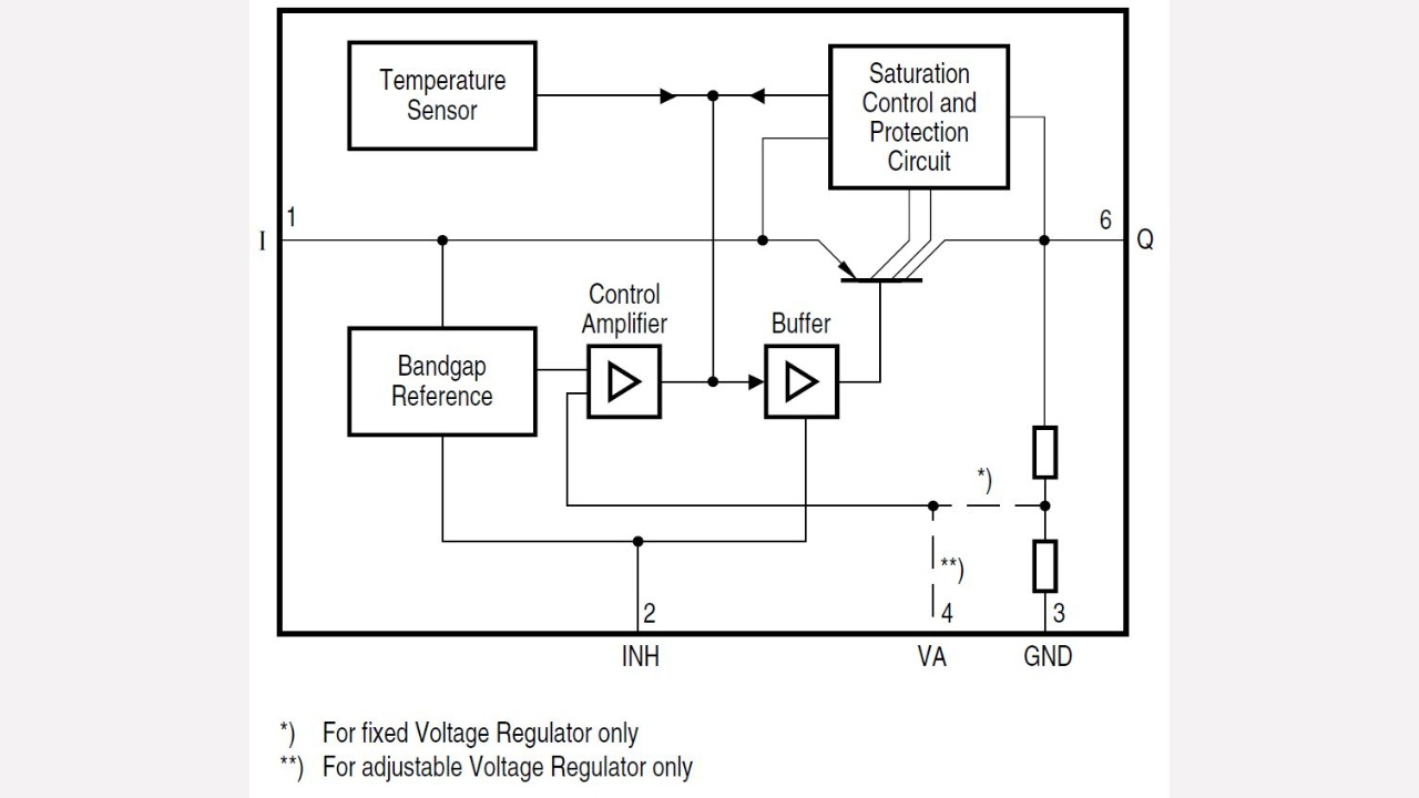 Tle42764gv Infineon Technologies 300v Variable High Voltage Power Supply Circuit Schematic Prevnext