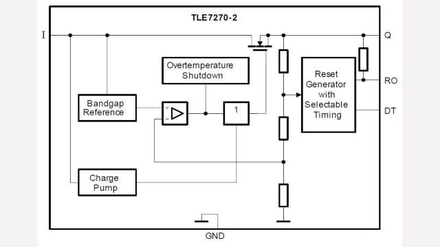 TLE72702G  Infineon Technologies