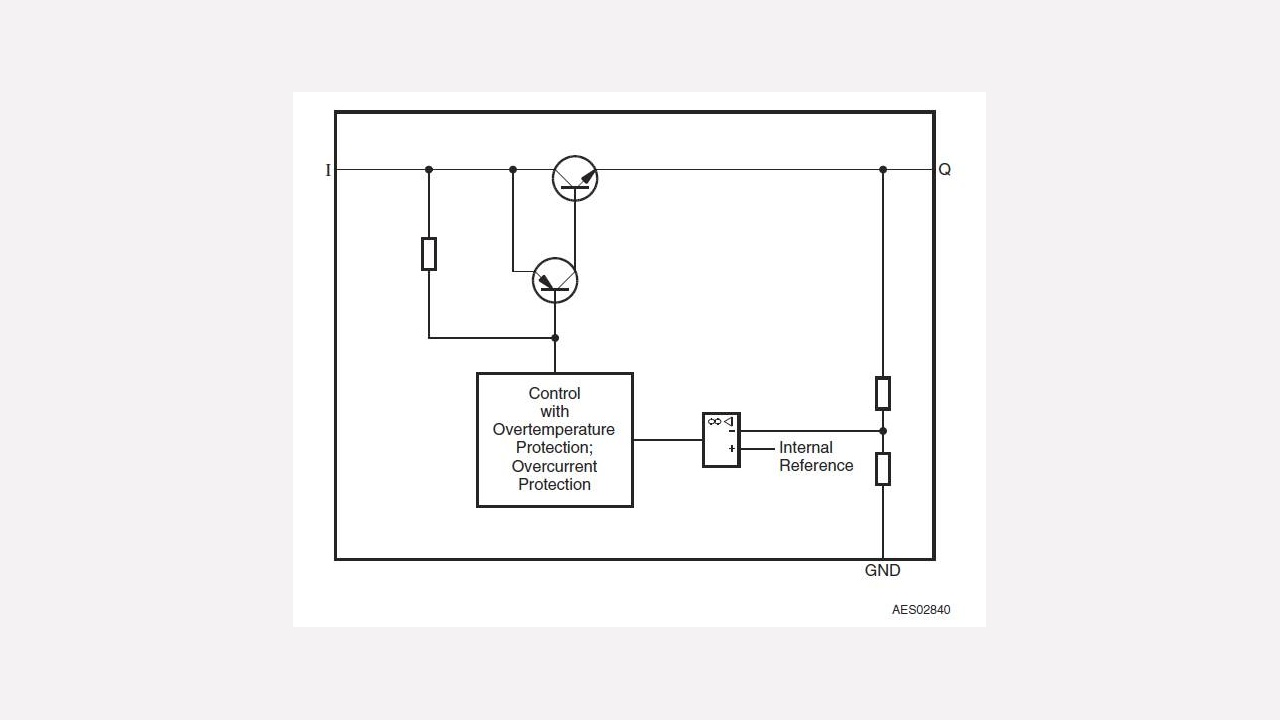 Ifx27001tf V33 Infineon Technologies General Application Schematic For Mosfet Voltage Regulators With Prevnext