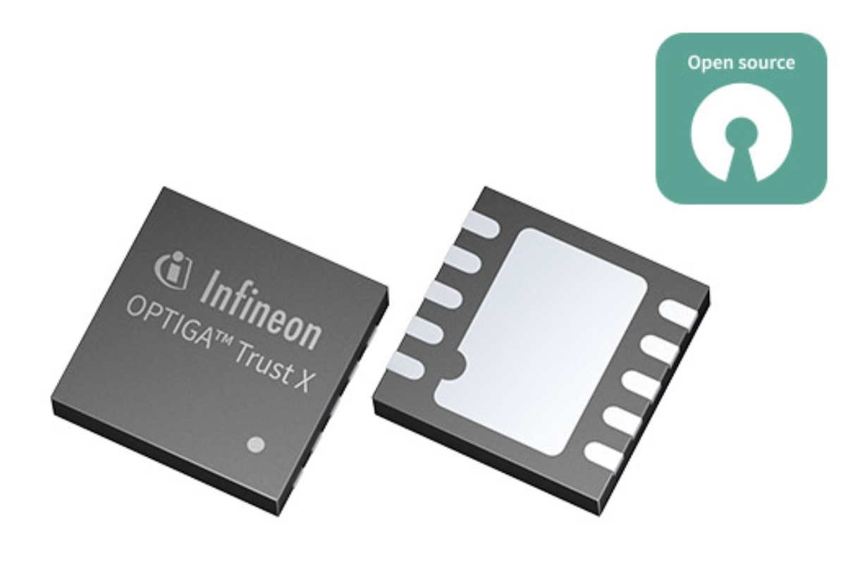 OPTIGA TRUST X SLS 32AIA - Infineon Technologies